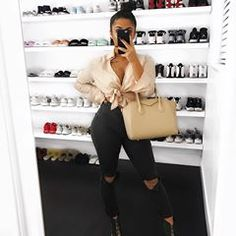 Mini me bag from Lit Outfits, Dope Outfits, Classy Outfits, Trendy Outfits, Fall Outfits, Summer Outfits, Fashion Outfits, Cute Fashion, Urban Fashion