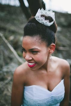 26 Natural-Haired Brides