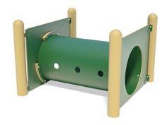 Henderson Recreation Equipment | PlaySteel | Underpass CT012