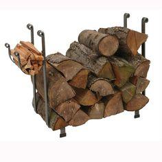 Rectangular Firewood Rack
