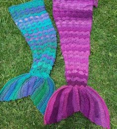 Mermaid tail - mermaid tail blanket - kid, adult and plus sizes available - awesome gift ideas, crocheted mermaid blanket