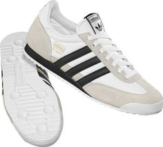 adidas  Dragon,  Herren Turnschuhe , Multicolor - Blanco / Negro / Dorado - Größe: 37 1/3 - http://on-line-kaufen.de/adidas/37-1-3-adidas-dragon-herren-sneakers-blau-new-navy-2