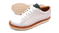 a15990bf464 NorthamptonSneakerCo — NSC 1 - WHITE SOFT LEATHER Soft Leather, Ladies Shoes,  Casual Shoes