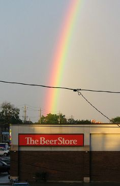Now there's my pot of gold! God bless the Irish!
