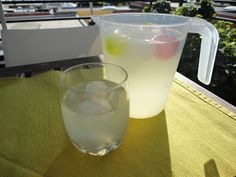 Cooked With Love: limoenade of citroenade?