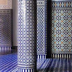 Royal Mansour, Marrakech - Morocco.