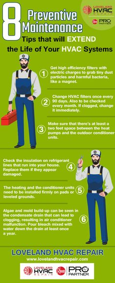 198 Best Heating & Cooling Tips images in 2019
