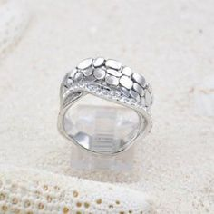 $3.15 Chic Diamante Patchwork Embellished Alloy Ring For Women
