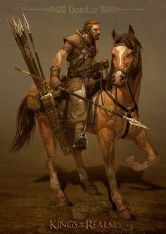 Hobilars - Cavalaria Leve