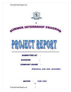 A project report on job satisfaction at birla ltd.,
