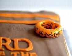 Melina's Rezeptearchiv: Herr der Ringe Buch Torte Wedding Rings, Engagement Rings, Jewelry, Enagement Rings, Jewlery, Jewerly, Schmuck, Jewels, Jewelery