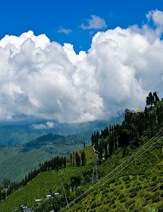 Sikkim Valley in Darjeeling. Explore Eastern India with us! http://www.kennethphotography.com/india