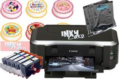 Know More About Canon Edible Printer For Decorating Cakes ...