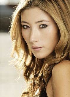 The beautiful Dichen Lachman. A definite source of inspiration for Marisa, one of my Swordslave characters.