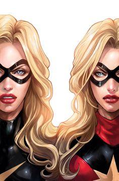 Ms. Marvel & Moonstone