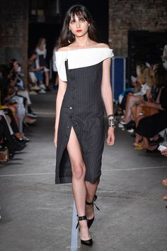 Monse Spring 2017 Ready-to-Wear Fashion Show - Sarah Engelland