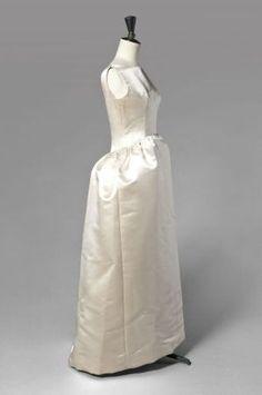 Balenciaga robe haute couture 1964
