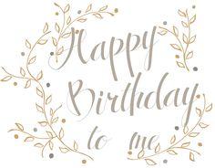 Avoriophoto & Co.: * Happy Birthday to Me !! *
