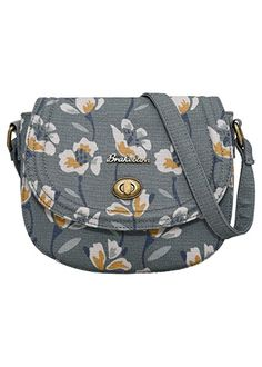 Brakeburn Large Floral Small Saddle Bag 6ba0e61b9e8c4