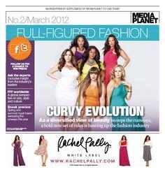 Media Planet Curvy Evolution USA Today Insert