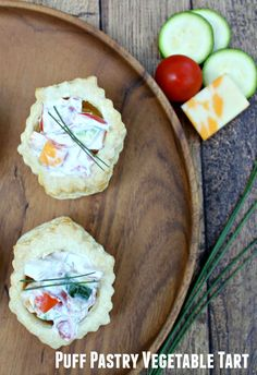 I've mentioned before how much I hate rolling out dough of any type. It's a skill I've never mastered, and I have no patience to learn. My solution is to begin with a ready-made pie crust or puff pastry instead. It saves time, and I think tastes just as good as homemade. This Puff Pastry Vegetable Tart Recipe is the perfect side dish or stand-alone appetizer. ad #FastFamilyMeals @hphood   Get this simple recipe