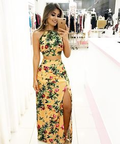 Event Dresses, Casual Dresses, Fashion Dresses, Classy Outfits, Cool Outfits, Summer Outfits, Cute Fashion, Fashion Looks, Vetement Fashion