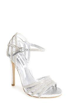 Steve Madden Ankle Strap Sandal (Women) available at #Nordstrom