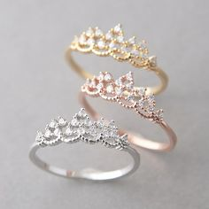 i feel like this may need to be miss s' first ring.