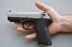 Beretta Px4 Storm Inox pistolLoading that magazine is a pain! Get your Magazine speedloader today! http://www.amazon.com/shops/raeind