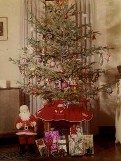 Christmas-1950s...