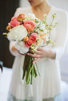 A Handcrafted Portland Wedding