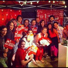 Awww. @YelpOrlando loves us! Yay! @ICSTVSHOW #icstv