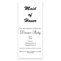 ReviewMaid of Honor InvitationsYes I can say you are on right site we just collected best shopping store that have...Cleck Hot Deals >>> http://www.cafepress.com/mf/50915951/maid-of-honor_invitations?aid=112511996