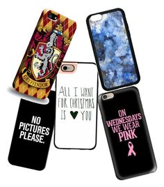 """""""fave phone cases"""" by myakristj12 ❤ liked on Polyvore featuring Casetify"""