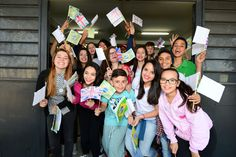 Team UK visits local São Paulo school
