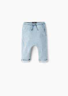 Jeans de algodão | MANGO KIDS