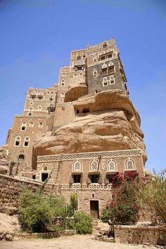"""""""Stone Home""""     YEMEN"""