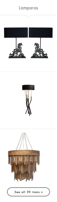 """""""Lamparas"""" by yblacasa ❤ liked on Polyvore featuring home, lighting, table lamps, brown, set of 2 table lamps, leaf table lamp, brown lamps, leaf lamp, set of two table lamps and floor lamps"""