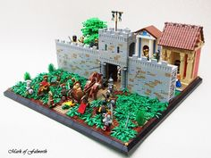 The Siege of Troy by Mak of Falworth on Flickr