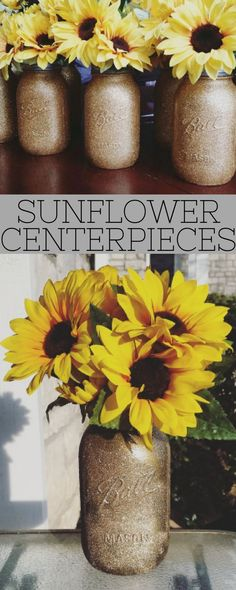 Sunflowers! perfect for your wedding.