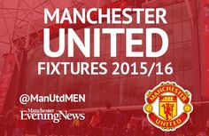 Manchester United 2015-16 fixtures has unveiled for the Premier league season and they will be facing Tottenham Hotspur for the opening match of English premier League on August 8, 2015. Thier big clash will be started against Liverpool, Arsenal,Manchester Ciprety
