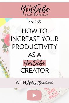 Productivity Expert Haley Burkhead shares how to optimize your time and your profits! Social Media Tips, Social Media Marketing, Content Marketing, Marketing Strategies, Marketing Ideas, Entrepreneur Motivation, Entrepreneur Ideas, Starting A Podcast, Instagram Tips