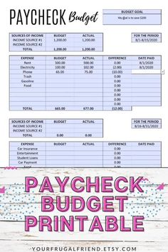 Monthly Budget Printable, Budget Planner Template, Budget Binder, Printable Budget Sheets, Free Budget Template, Free Budget Planner, Money Planner, Budget Spreadsheet, Total Money Makeover