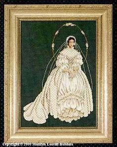 Lavender & Lace - Cross Stitch Patterns & Kits - 123Stitch.com