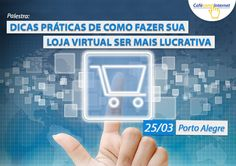 """Edição 200!!!!  Apresentação da VTEX sobre """"Dicas práticas para o sucesso do e-commerce"""" no evento Café COM Internet, em Porto Alegre (25/03). E Commerce, Internet, Porto, Tips, Ecommerce"""