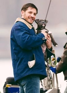 DTH!...w/pit puppy  Commence ovary explosion : )