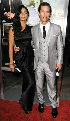 Hollywood glamour. See more hot men in suits on Wonderwall: http://on-msn.com/GIBPZS