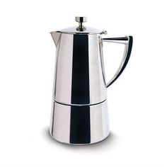 Cuisinox COF Roma Espresso Coffee Maker, Mirror Polish Coffee, Tea & Espresso Appliances - http://amzn.to/2iiPu7K