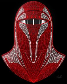 Royal Guard | Star Wars | #starwars #starwarsart #starwarsfanart #royalguard #palpatine