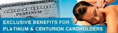 American Express Benefits for Cardholders